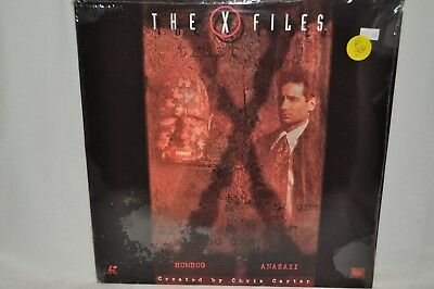 "Laserdisc The X Files ""Humbug"" AS306"