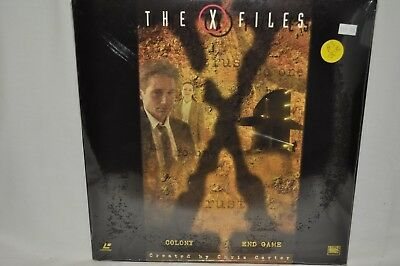 "Laserdisc The X Files ""Colony"" AS308"