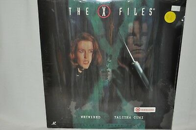 "Laserdisc The X Files ""Wetwired"" AS311"