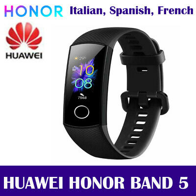 Huawei Honor Band 5 Fitness Tracker with AMOLED Display and Heart Rate Sensor