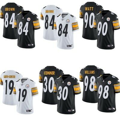 separation shoes 0cd75 862fb PITTSBURGH STEELERS TRIKOT in XL (84# A. Brown) + kleines ...