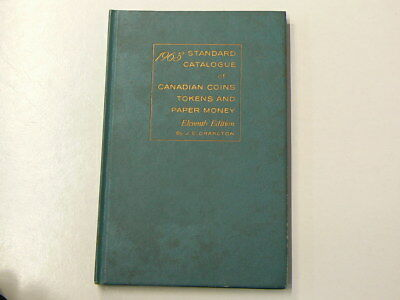 🍁 1963 Charlton Standard Catalogue Canadian Coins Tokens Paper Money #2038