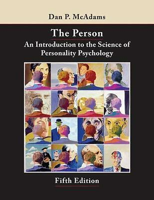 The Person: An Introduction to the Science of Personality Psychology by McAdams