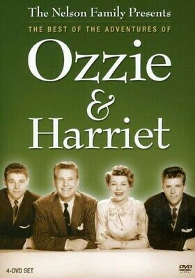 The Adventures of Ozzie and Harriet: The Best of (4 Disc) DVD NEW