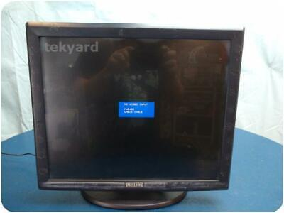 Phillips   Lcd Display Monitor ! (211036)