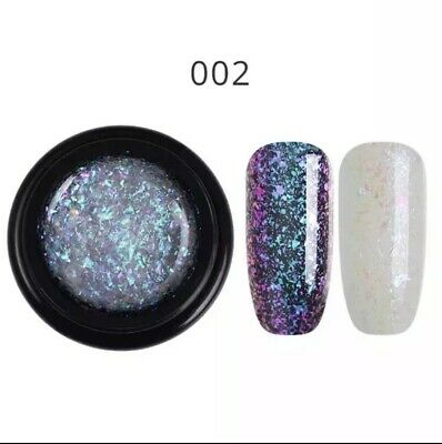 Esmalte Permanente UR SUGAR GEL POLISH SOAK OFF Galaxy Starry 002 5ml