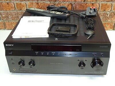 BOXED! Sony STR-DA1200ES Dolby 7.1 Channel HDMI Integrated Amplifier Receiver