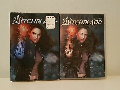 Witchblade: The Complete Series [DVD] with Slipcover