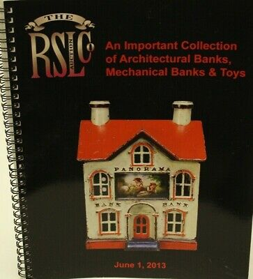 An Important Collection of Architectural Banks, Mechanical Banks & Toys - 2013