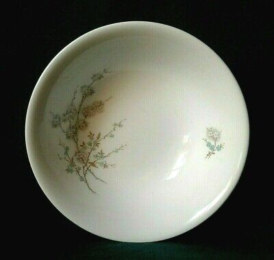 Johnson Brothers Snowhite Cereal Bowl Ironstone Fruit Dish Dessert Or Soup Bowl