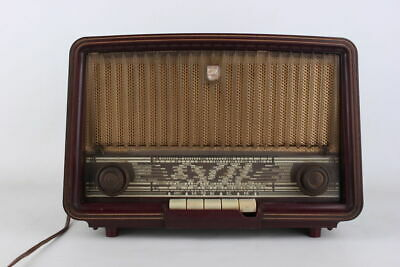 Altes Philips Röhrenradio
