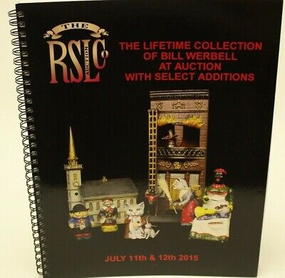 RSL  The Lifetime Collection of Bill Werbell with Select Additions
