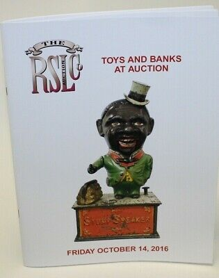 RSL - Toys and Banks at Auction