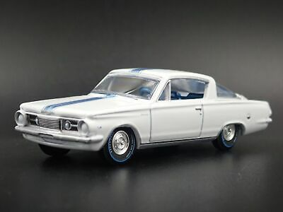 1964 PLYMOUTH BARRACUDA Paint Swatch Car Rare 1/64 Scale Diecast