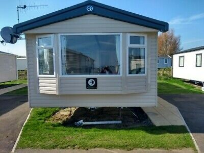 Primrose Valley Caravan Holiday Home for Rent