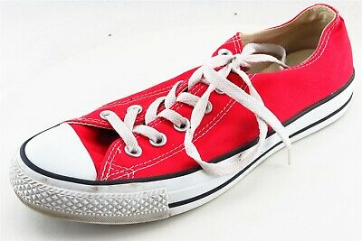 Converse Chuck 70 Red Elevated Plaid High Tops NWT