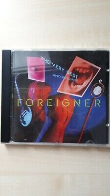 Foreigner - 'The very best and beyond' cd