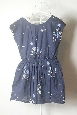 """""""Country Road"""" Size 7, Girl's Adorable Navy Playsuit, Great Condition, Bargain!"""