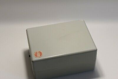 Carl Zeiss Jena Microscope Parts Box DIC Accessories  Chest Case