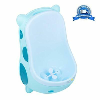 Wall Mount Cute Urinal Potty Training Toilet BoysTrainer Kids Bathroom Portable