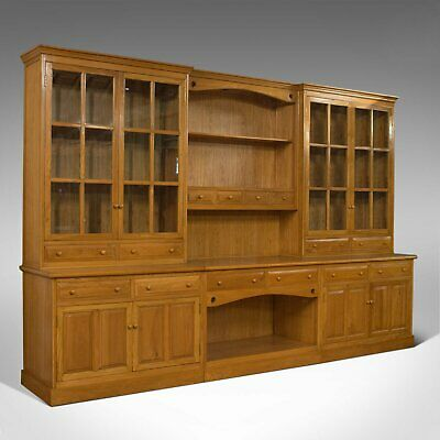 Very Large, Vintage Dresser, Victorian Taste, Ash, Kitchen Cabinet 20th Century
