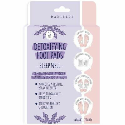 Danielle Detoxifying Foot Pads Sleep Well 10s