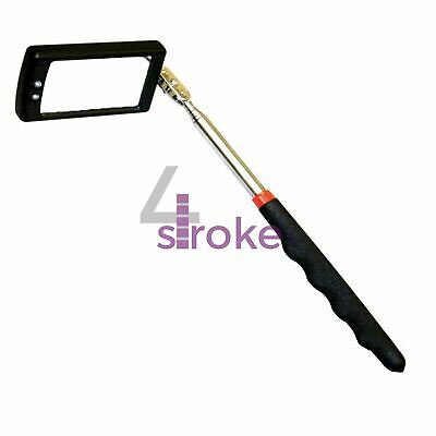 Inspection Mirror Led Telescopic Light Hand Held Mechanics Workshop