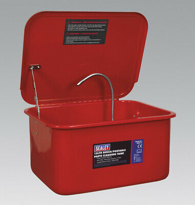 Genuine SEALEY SM21 | Parts Cleaning Tank Bench/Portable