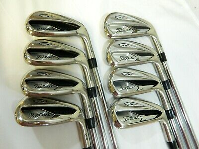 TITLEIST 718 AP1 4-GW Iron Set - AMT Red R300 Regular flex Steel