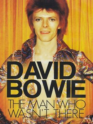 David Bowie - The man who wasn't there
