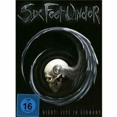 Six Feet Under - Wake the night! Live in Germany