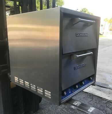 Bakers Pride P46 Pizza Oven (USED)  Electric Counter-Top Pizza Oven 220/240 Volt