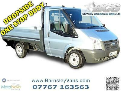 2008 58 Ford Transit T300 One Stop Dropside 110Bhp Fwd 2.8M Body Must See