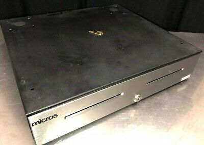 MICROS APG SERIES 4000 400018-026 Apg Cash Drawer No Key - $66 00