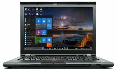Lenovo ThinkPad T420 Intel i5 2.6GHz 4GB 128GB SSD 1600x900 BT DVD Cam Windows10