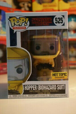 STRANGER THINGS HOPPER (BIOHAZARD SUIT) Hot Topic Exclusive #525