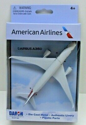 AMERICAN AIRLINES A350, White - Real Toy RT1667 - Pre-built Model