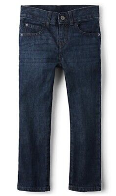 The Children's Place Boys Blue Jeans Size 10 Straight