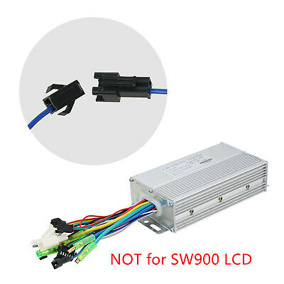 Voilamart Electric Bicycle Controller Kit 1000W 48V Ebike Conversion Accessories
