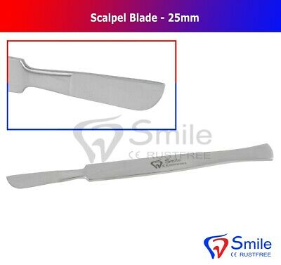 Scalpel With Blade Knife Holder Medical Podiatry Surgical Dissecting Instruments