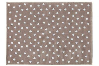 Lorena Canals A-DOT-DGB Dots Dark Grey/Blue Grigio, 120 x 160 cm