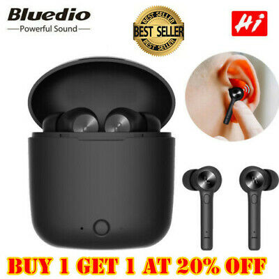 Bluedio Hi Wireless Bluetooth Earphone For Phone Stereo Sport Earbuds Headset bn