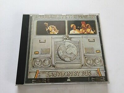 Bob Marley & The Wailers: Babylon By Bus: CD Album: Roots Reggae: Free P&P