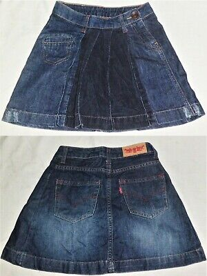 Gonna Jeans Levis Bambina 10 Anni