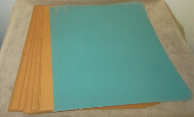 Lucent Technologies 3M Type A (15) & Type G (10) Polishing Papers