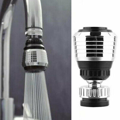 360 Rotate Swivel Faucet Head Nozzle Filter Aerator For Kitchen Water Saving Tap