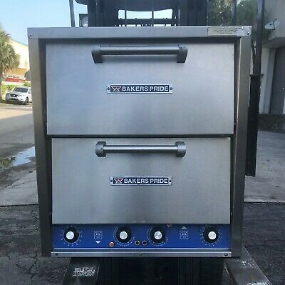 Bakers Pride Counter-Top Pizza Oven Model: P46