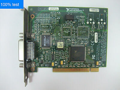 100% TEST National Instruments NI PCI-GPIB IEEE 488.2 Interface Card working