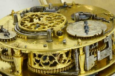 The Holy Grail of watches! ASTRONOMICAL Verge Fusee SELF STRIKING watch c1650