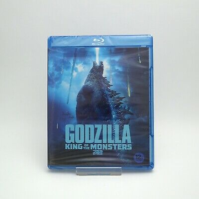Godzilla : King Of The Monsters - Blu-ray, DVD (2019) / Pick format